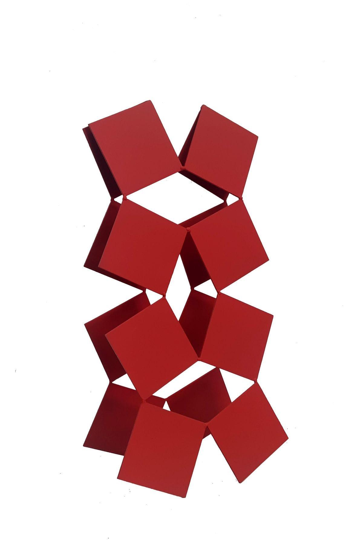 Vermelho vertical