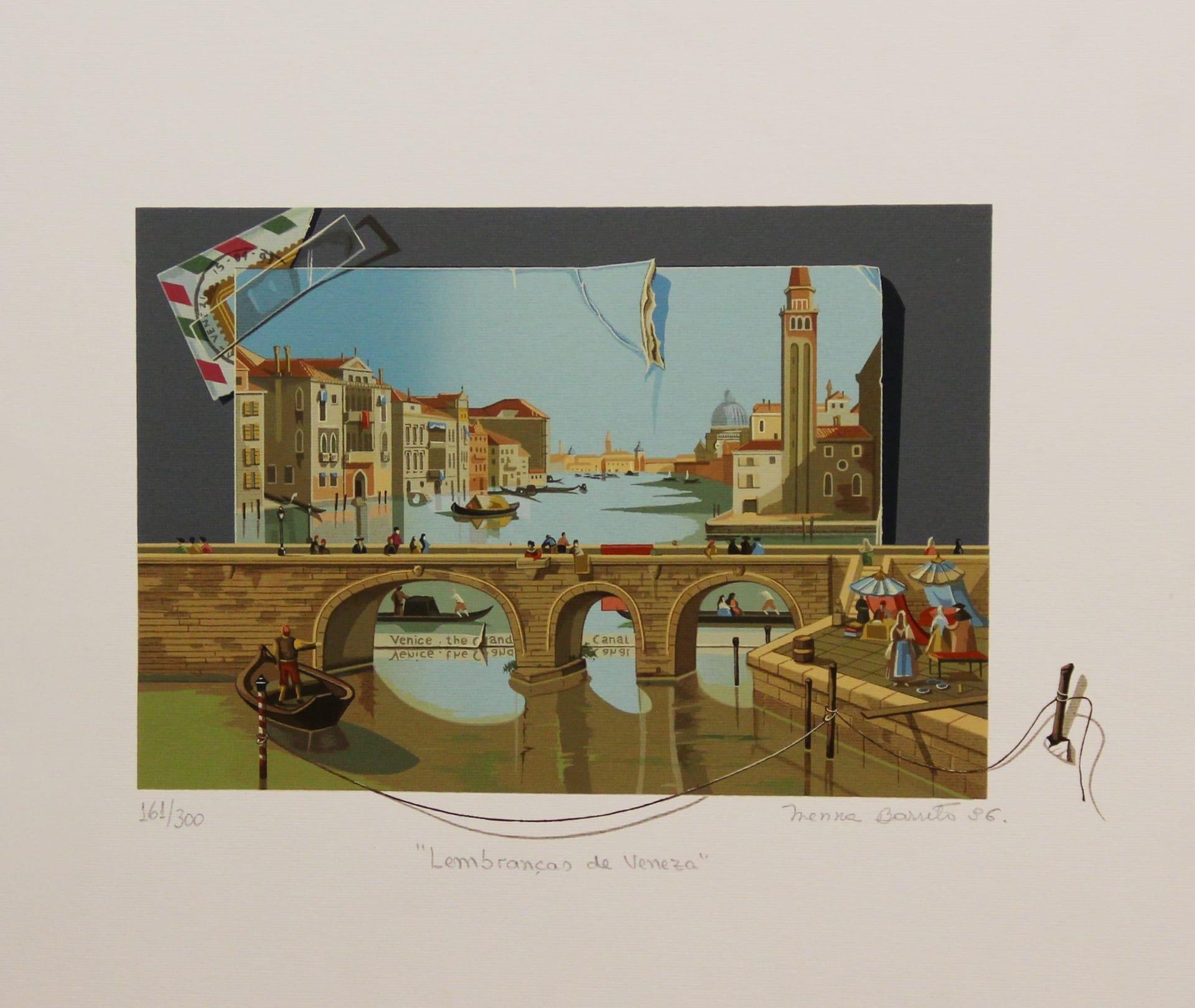 Lembranças de Veneza