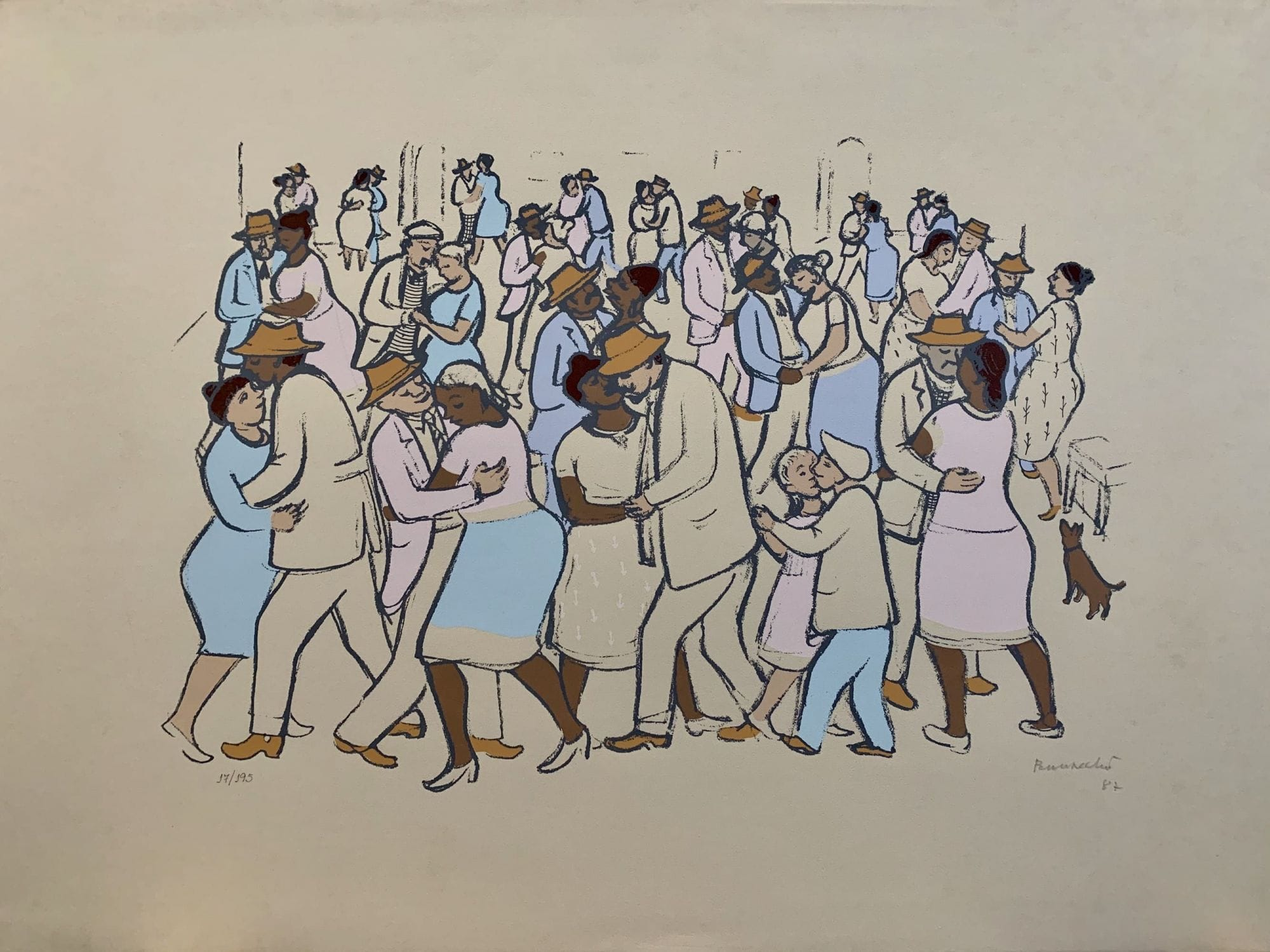 O Baile -  17/195
