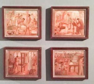 A modernidade das artes aplicadas em Pennacchi e outros mestres