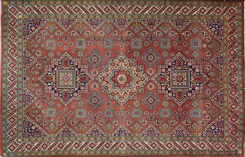 Caucasus - KUBA SHIRVAN
